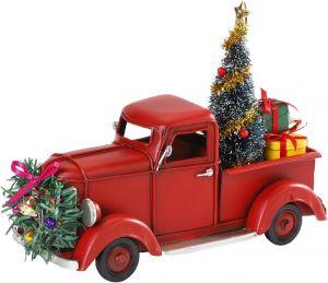 Jõulukaunistus auto 18 cm