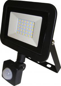 LED-prožektor Mini liikumisanduriga 10 W