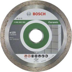 Teemantlõikeketas Bosch plaatidele