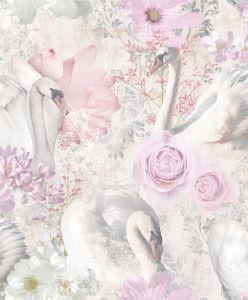 Fliistapeet Gabriella Pink
