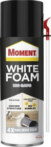 Montaaživaht Moment White Foam Big Gaps, 400 ml