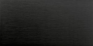 Põrandaplaat Lines Lux must 30 x 60 cm