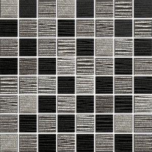 Mosaiik Lines must 30 x 30 cm