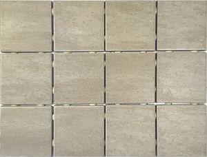 Põrandaplaat Alpstone 10 x 10 cm Beež