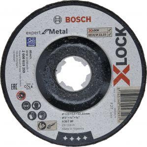 Lihvketas Bosch X-LOCK metallile