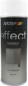 Erosoolvärv Effect Radiator 400 ml, valge matt