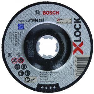 Lõikeketas Bosch X-Lock metallile