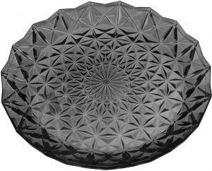 Küünlaalus kristall Ø 25 cm