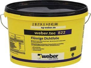 Hüdroisolatsioonimass weber.tec 822, 8 kg