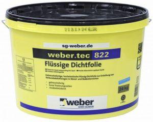 Hüdroisolatsioonimass weber.tec 822, 24 kg