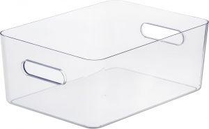 Säilituskast SmartStore Compact L läbipaistev