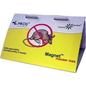 Liimpüünis Magnet Mauzer Max