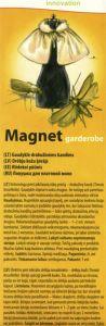Riidekoi püünis Magnet