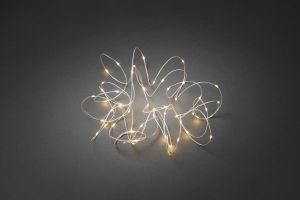 Elektriküünlad Piisad valge LED