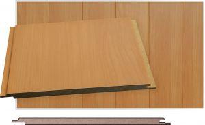 Lae- ja seinapaneel MDF lepp 8 x 185 x 2070 mm