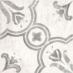 Seina- ja põrandaplaat Epoque hall 20 x 20 cm