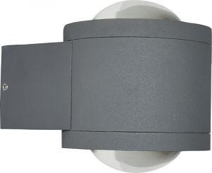 2 väisseinavalgustit Fano LED