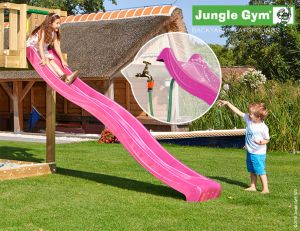 Liumägi Jungle Gym 2,65 m roosa