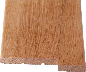 Ukse lävepakk sile tamm lakitud 92 mm
