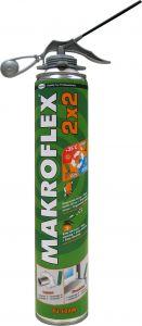 Montaaživaht  Makroflex PU- Foam 2 x 2 750 ml