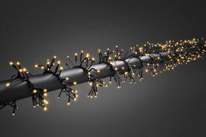 LED-valgussari Cluster, merevaigukarva 768 LEDi