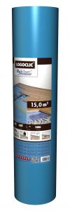 Parketi alusmaterjal ProVent 3 mm, 15 m² /rull