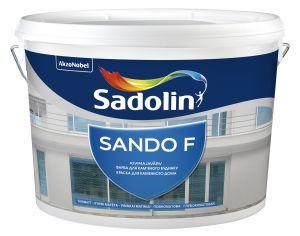 Fassaadi- ja soklivärv Sando F 10 l