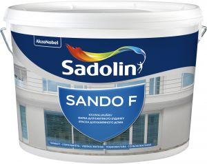 Fassaadi- ja soklivärv Sando F 5 l