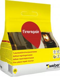 Tulekindel remontsegu Weber.vetonit Firerepair 2 kg