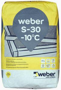 Kuivbetoon Weber S-30 25 kg