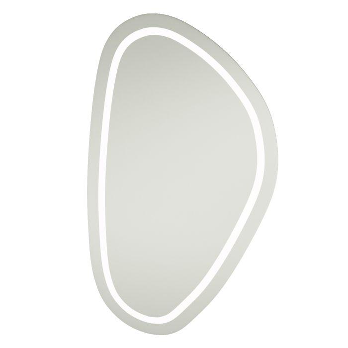 LED-peegel Skärgård Stone 61 x 101 cm
