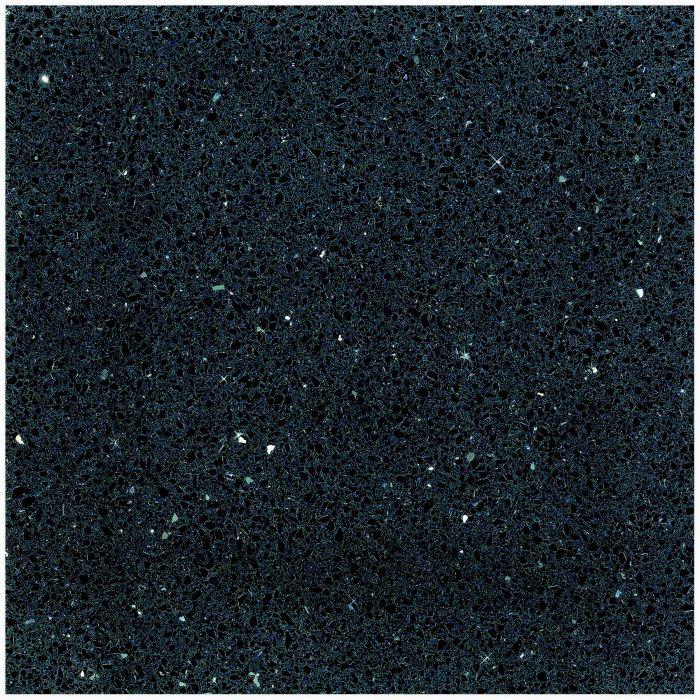 Põrandaplaat Starlight Quarz must 60 x 60 cm