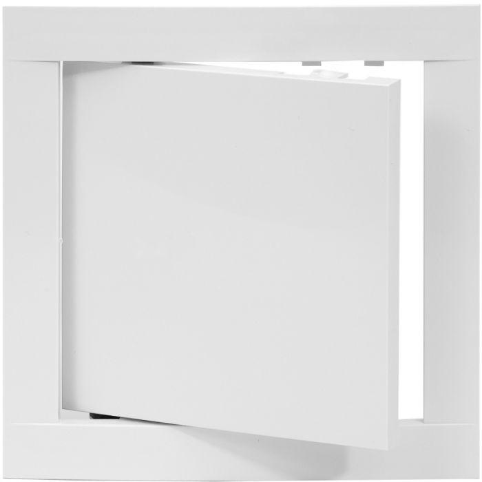 Hooldusluuk Europlast valge 200 x 200 mm