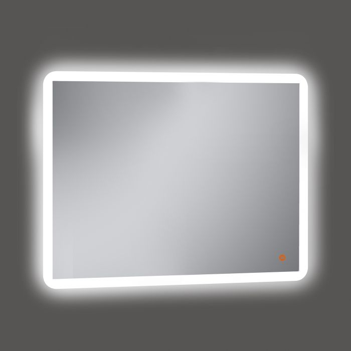 LED-peegel Astro 80 x 60 cm