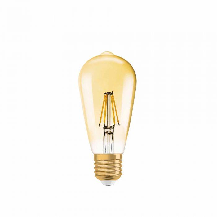 LED-lamp Vintage 1906, Edison 4 W