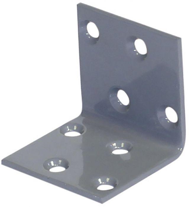 Mööblinurk Arras 40 x 40 x 40 mm alumiiniumhall