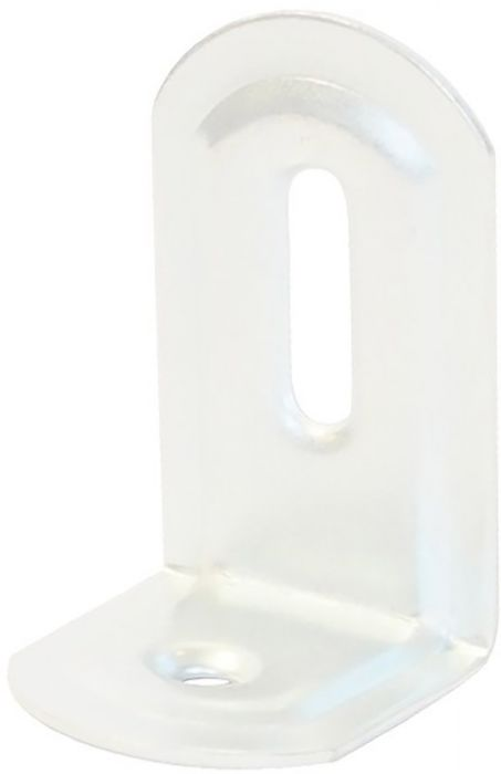 Mööblinurk Arras 26 x 40 x 22 mm valge 5 tk
