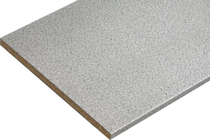 Töötasapind Resopal Grey Granite 25 x 600 x 2600 mm