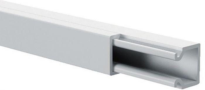 Kaablikarbik GGK 10 x 15 mm, valge, 2 m