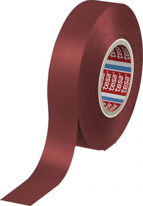 PVC-isoleerteip punane 33 m x 19 mm