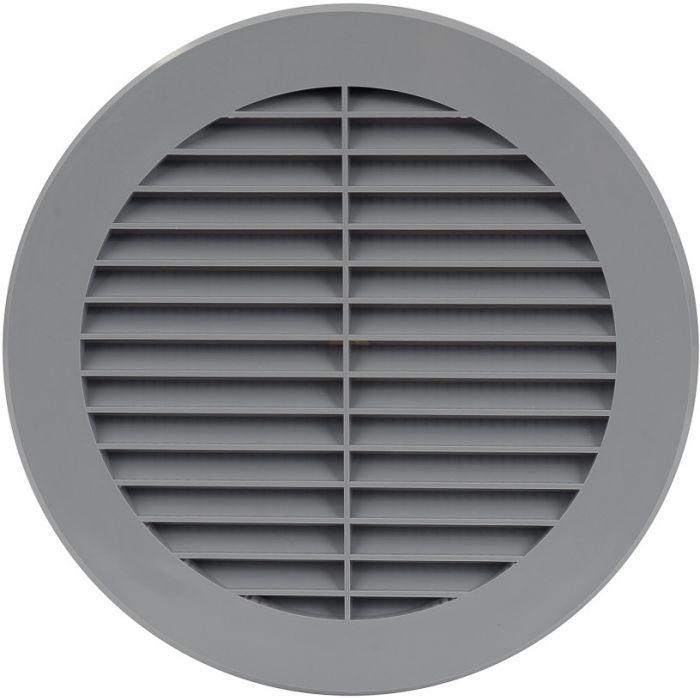 Ventilatsioonirest Europlast hall 125 mm