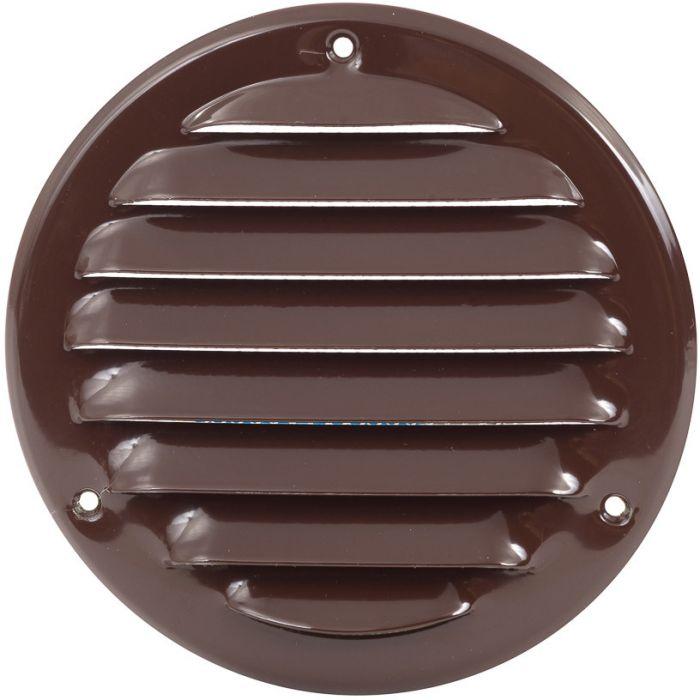 Ventilatsioonirest Europlast pruun ⌀ 125