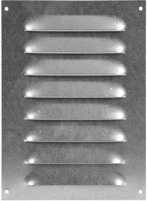 Ventilatsioonirest Europlast tsingitud 190 x 140 mm