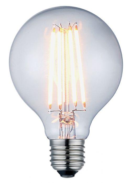 LED-Lamp Halotech Globe Extra De Lux, Ø 8 cm