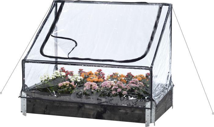 Kasvutelk istutuskastile 115 x 76 x 40/70 cm Hortus