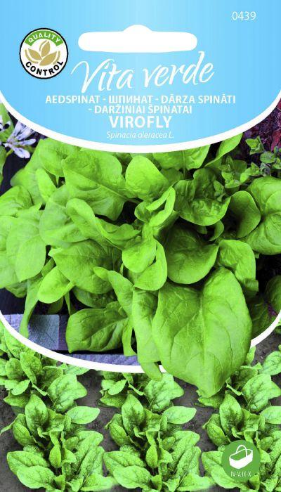 Aedspinat Virofly
