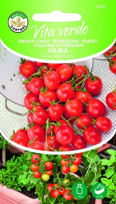 Tomat Vilma rõdutomat 0,1 g