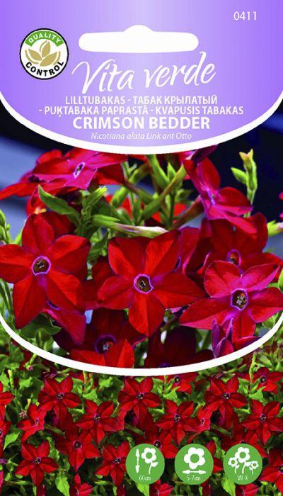 Lilltubakas Crimson Bedder