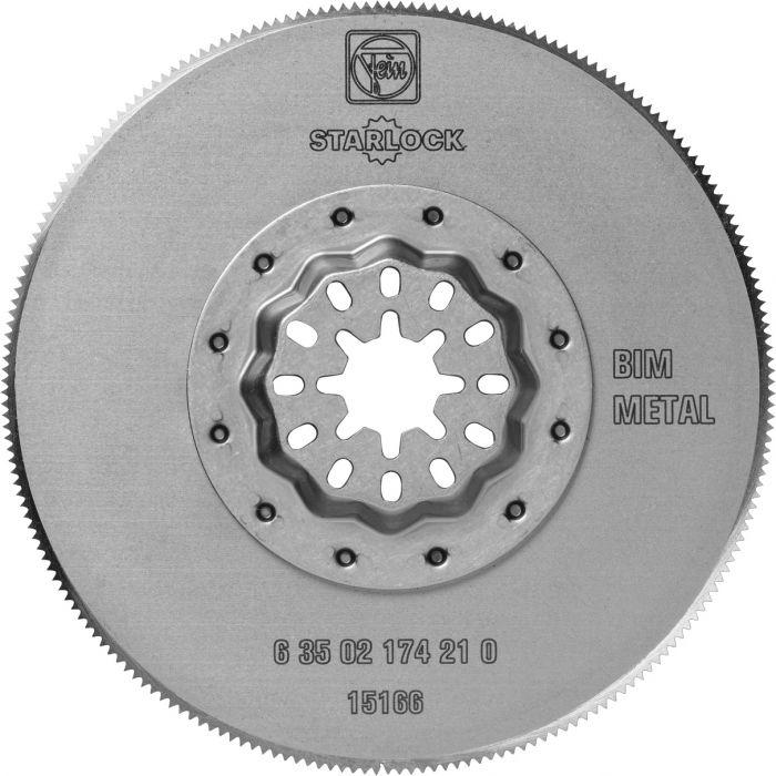 Ümmargune saetera Fein HSS BiM 85 mm SL