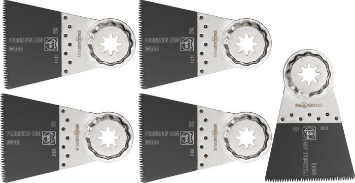 Saetera Fein E-Cut Precision BiM 65 mm SLP 5 tk